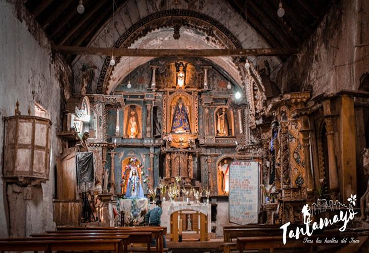 iglesia tantamayo